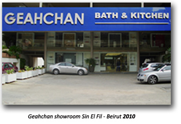 GEAHCHAN BATH & KITCHEN - Luxury for All